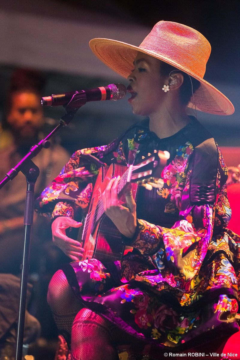 Lauryn Hill - Nice Jazz Festival 2015 - Mister Riviera